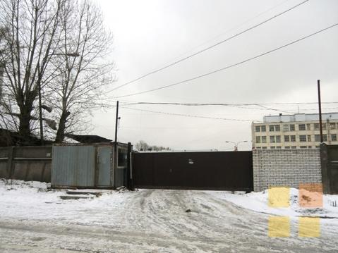 Склад с пандусом 913 кв.м. в Невском районе - Фото 1