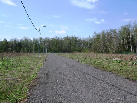 Участок 15 соток на Калужском шоссе - Фото 1