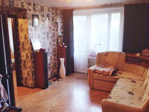 Двухкомнатная квартира в Зеленограде, корпус 166 - Фото 1