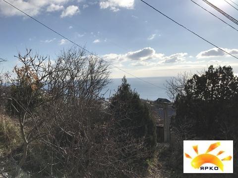 Продается земельный участок в Симеизе с видом на море. - Фото 4