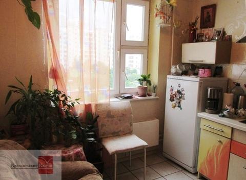 1-к квартира, 40 м2, 4/14 эт, ул. Саморы Машела, 4к1 - Фото 4