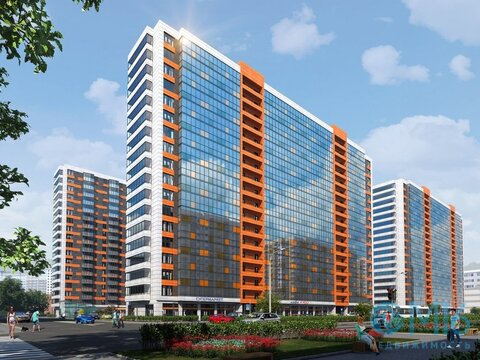 Продажа 1-комнатной квартиры в Московском районе, 45.06 м2 - Фото 4