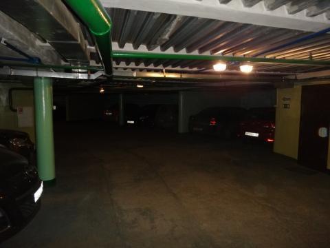Машиноместо в подземном паркинге, Королев, Калинина, 6б, первый уровен - Фото 5