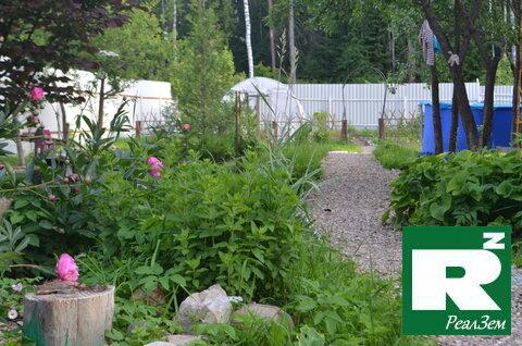 Продается двухэтажная дача 45кв.м.с выходом в лес в ст Электроника, Ка - Фото 4