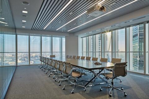 Продажа офиса 1200 кв.м, Москва-Сити, 42 этаж - Фото 1