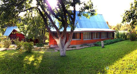 Ухоженный капитальный дачный дом с баней в городе Волоколамске МО - Фото 1