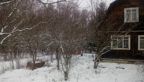 Продаю Проверенную дачу у леса из бревна, Ступинский район, недорого - Фото 5