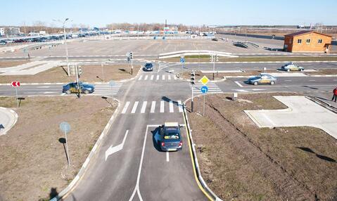 Земельный участок (сооружение дорожного транспорта) - Фото 3