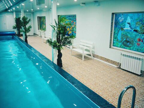 Коттедж класса Люкс, банкетный зал на 50 чел, большой бассейн - Фото 2