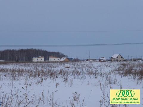 Новый земельный участок в п. Газовик - Фото 1