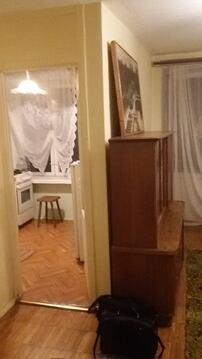 Сдаю 1-ую квартиру у м. Крымская на 3/9 к с мебелью и техникой - Фото 2