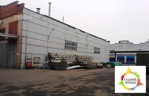 Предлагается в Собурово теплый склад 570 м2 с высотой потолка 12 м, ан - Фото 2