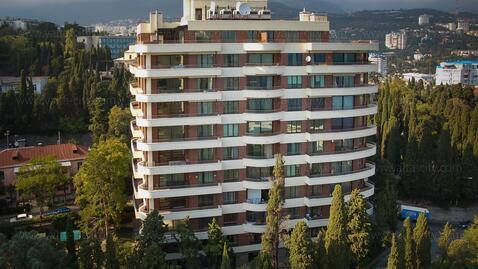 Двухкомнатная квартира в лучшем районе города-Приморском парке - Фото 5