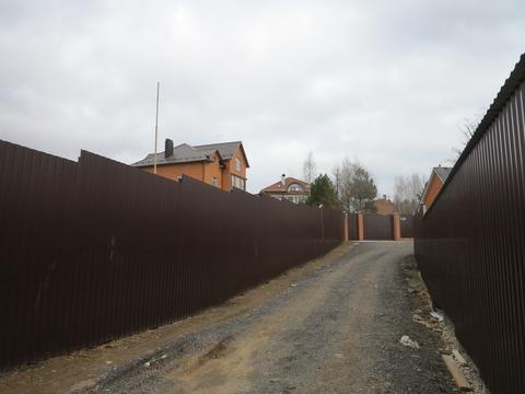 ИЖС 7.5 соток в деревне Кромино (Апрелевка). 25 км от МКАД. - Фото 4