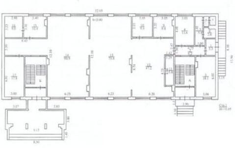 Продам 3-х этажное здание 1203,5 кв. м, Калуга - Фото 3