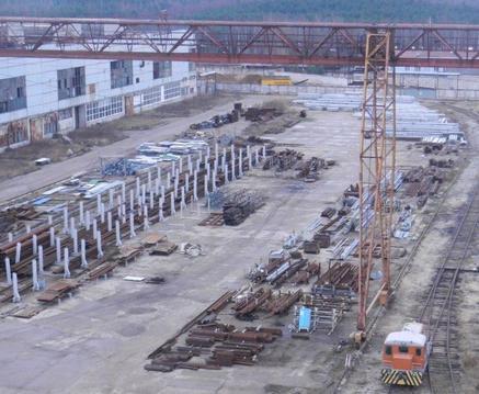 Продам производственно-складской корпус 37 260 кв.м., Продажа производственных помещений в Сосновом Бору, ID объекта - 900231022 - Фото 1