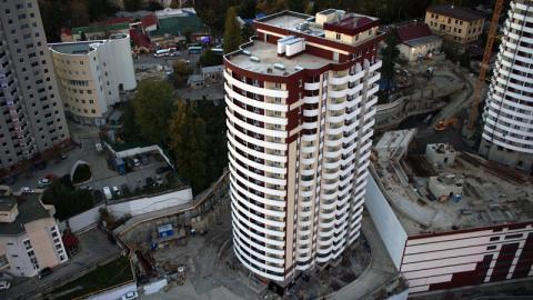 1-комн. квартира в Сочи в спальном районе - Фото 2