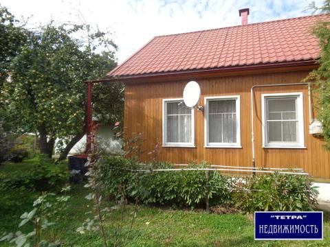 Продается дом 90 м2, в Троицке на участке 15 соток, ИЖС, - Фото 1