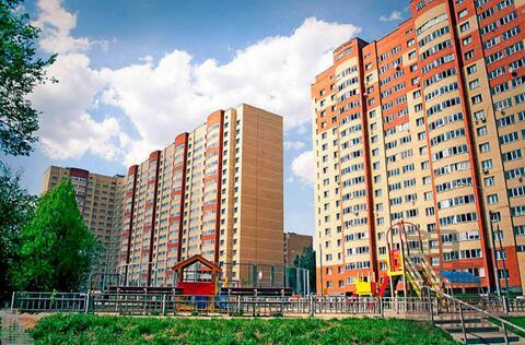 Трехкомнатная квартира в новом монолитно-кирпичном доме, ЖК Пироговски - Фото 2
