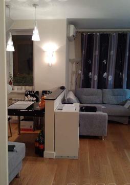 Квартира-студия 38 кв.м с евроремонтом - Фото 2