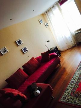 Сдается 1комнатная квартира студия 51а мкр. Г. Обнинск ул. Гагарина 9 - Фото 1
