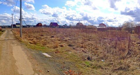 Земельный участок 9.8 соток в СНТ Самсоновка - Фото 1