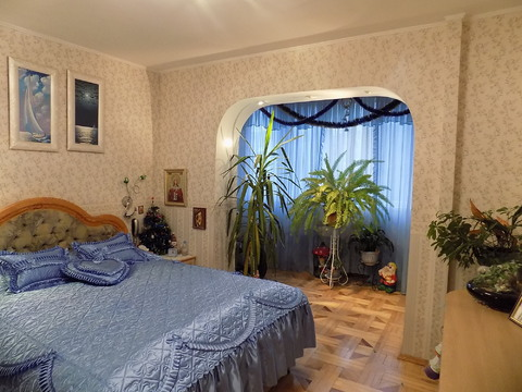 Двухкомнатная квартира в Ялте ул. Красноармейская. - Фото 1