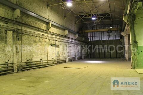 Аренда помещения пл. 534 м2 под склад, производство, , офис и склад м. . - Фото 5