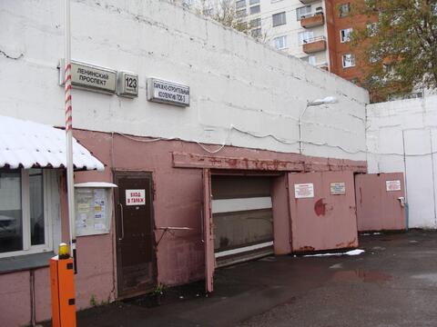Гараж 15.9 кв.м. в охр. гаражном кооператив, Ленинский пр-т, 123 б - Фото 1