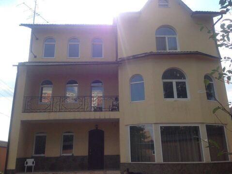 Дом 550 м.кв на участке 7 соток 12 км от МКАД рядом Рассказовка - Фото 1