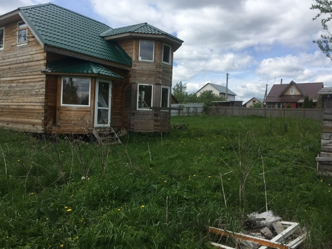 Чернецкое дом 108 кв.м. Москва ИЖС - Фото 3