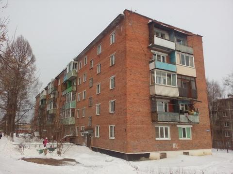 Продам 1 км. квартиру в пгт. Михнево Ступинского района - Фото 1