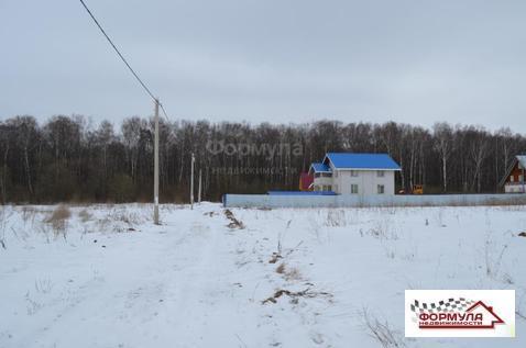 Участок 15 соток в селе Вельяминово, ул. Радужная - Фото 1