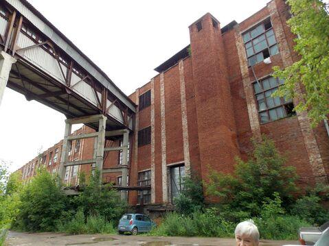 Производственная площадка 40 тыс кв.м в г. Вичуга Ивановской области - Фото 3
