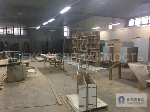 Аренда помещения пл. 500 м2 под склад, производство, Апрелевка . - Фото 3