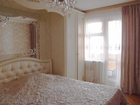 3-комнатная квартира в ЖК Заповедный уголок с мебелью и евро-ремонтом - Фото 2