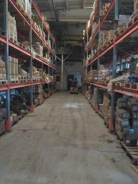 Производство/Склад 715 кв.м,2 кран балки - Фото 1
