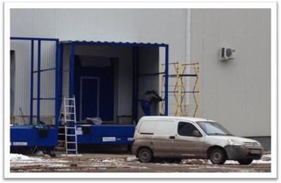 Аренда склада Минское шоссе 25 км от МКАД - Фото 5