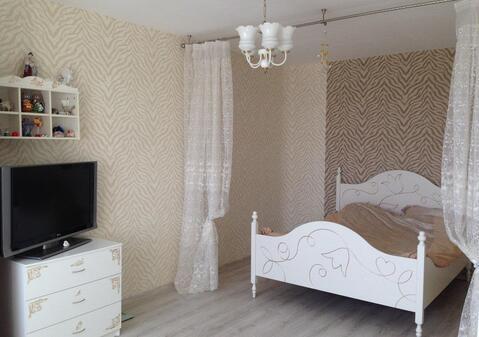 Однокомнатная квартира в мкр. Сходня, с ремонтом - Фото 1