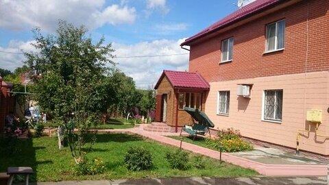 Дом 280 кв.м, Участок 10 сот. , Каширское ш, 6 км. от МКАД. - Фото 1