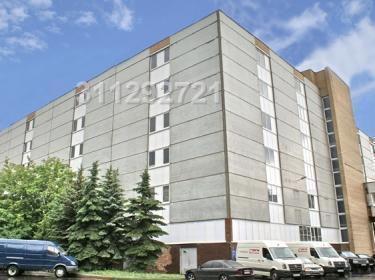 Холодный склад. Одни ворота в ноль, высота потолка 7 м, распашные вор - Фото 1