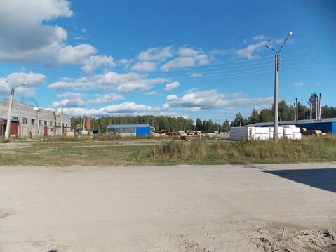 Производственная база на участке 6,5 Га в промзоне Иваново - Фото 2