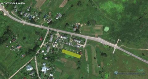 Участок для ЛПХ площадью 15 соток в Волоколамском районе д. Чертаново - Фото 2
