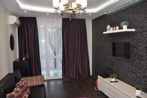 Сдам 1-к квартиру в новом доме, ул. Донская. 42м2, 4/10эт. В квартире - Фото 2