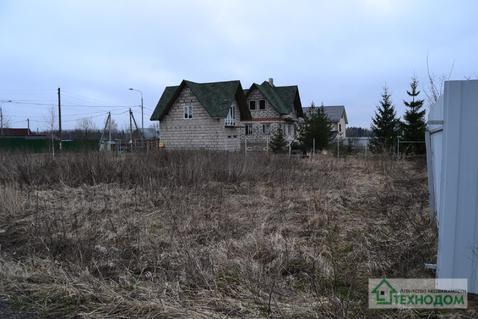 Земельный участок 12 с. Семенково, Москва - Фото 4