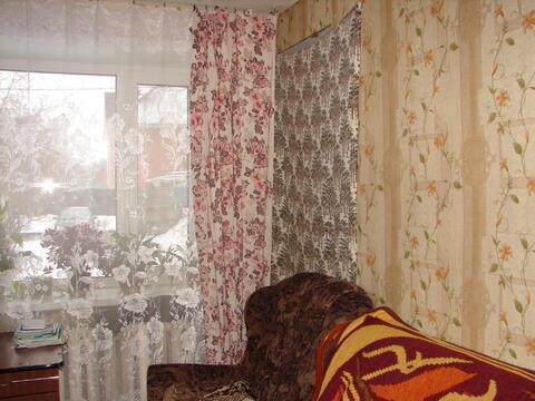 Продаётся 1комната в 2-комнатной квартире, с.Красный путь, ул.Школьная - Фото 1