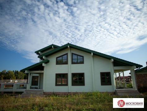Загородный дом 442 кв.м, 40 км от МКАД Симферопольское шоссе - Фото 5