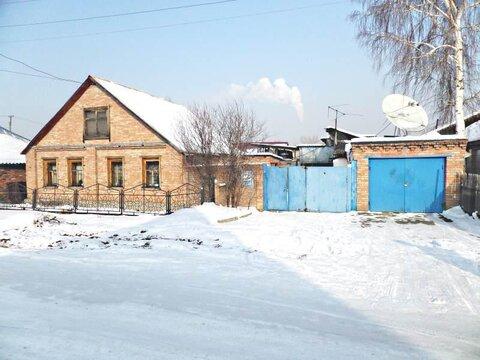 4-х ком. дом с Центральным отоплением. Ул. Киевская - Фото 1