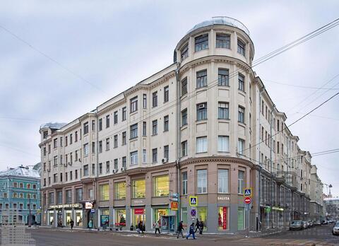 Двухуровневая квартира 280м на Сретенке - Фото 1