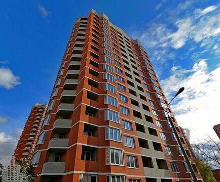 Двухкомнатная квартира 62м с ремонтом в новом доме, Новая Москва - Фото 2